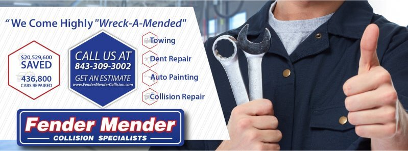 Fender Mender Facebook cover