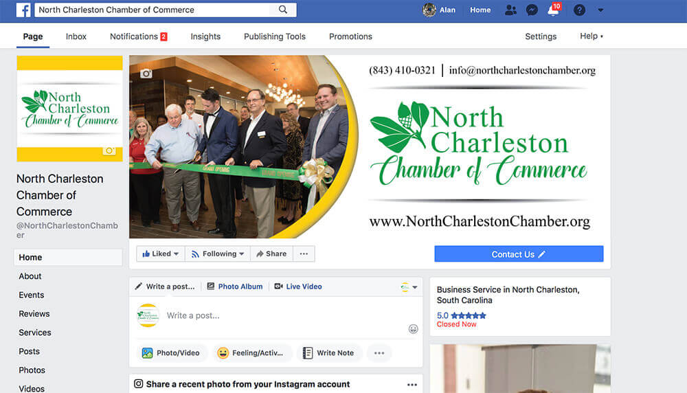 North Charleston Chamber