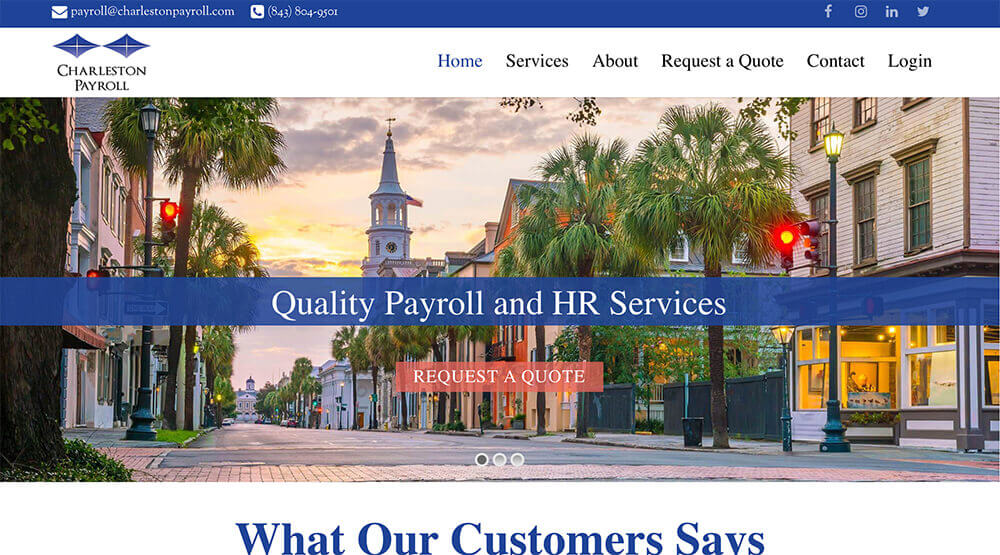 marketing company, charleston, jacksonville, charlotte, small business marketing, charleston payroll, website, marketing, web design, social media, graphic design, branding
