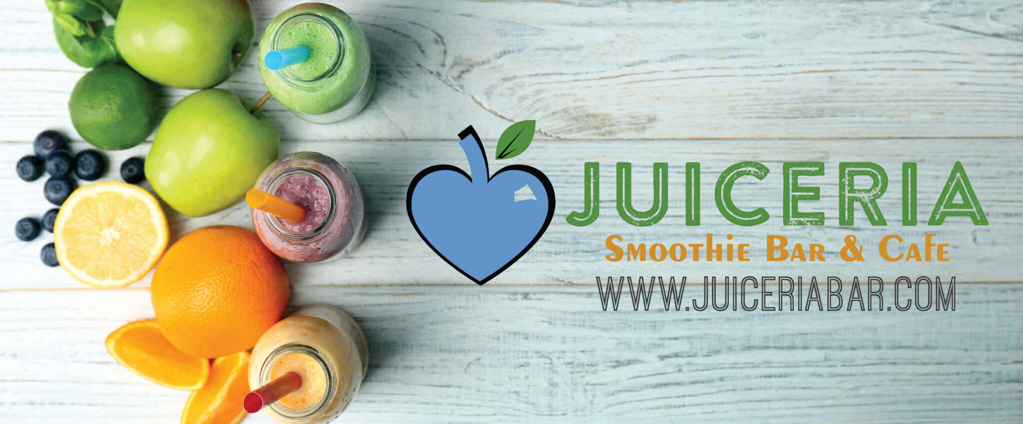 Juiceria Cover Image