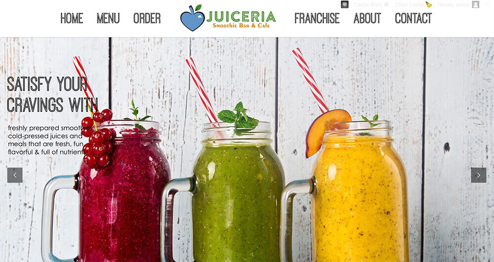 Juiceria Smoothie Bar & Cafe