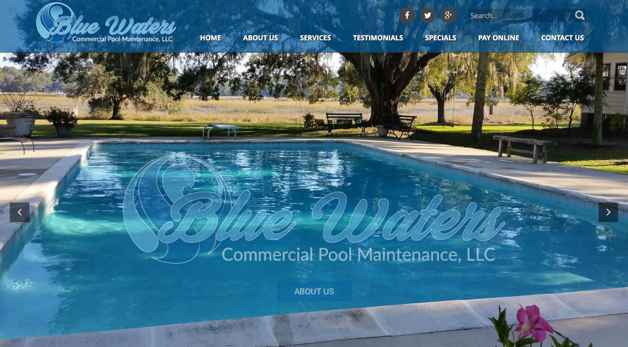 Blue Waters Pro