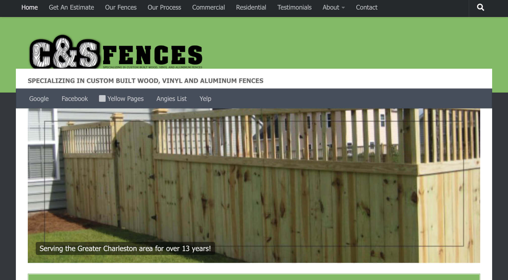 C&S Fences