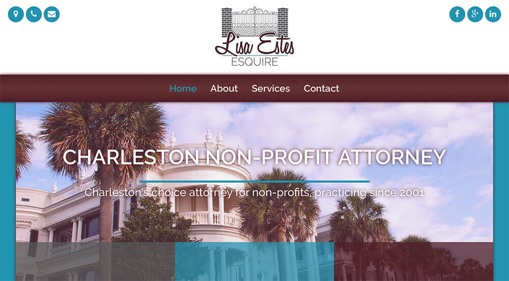 Charleston Non Profit Lawyer