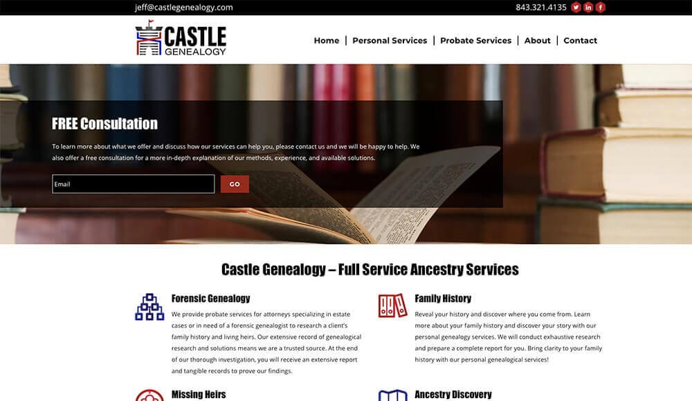 Castle Genealogy