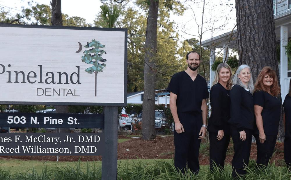 Pineland Dental Social Media