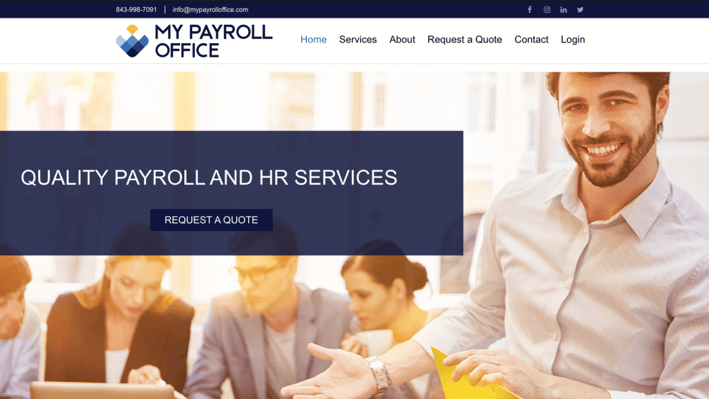 New Website: My Payroll Office