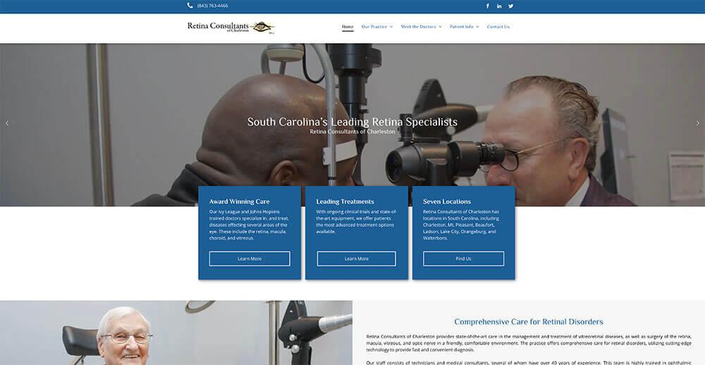 Retina Consultants of Charleston