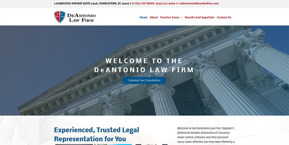 DeAntonio Law Firm