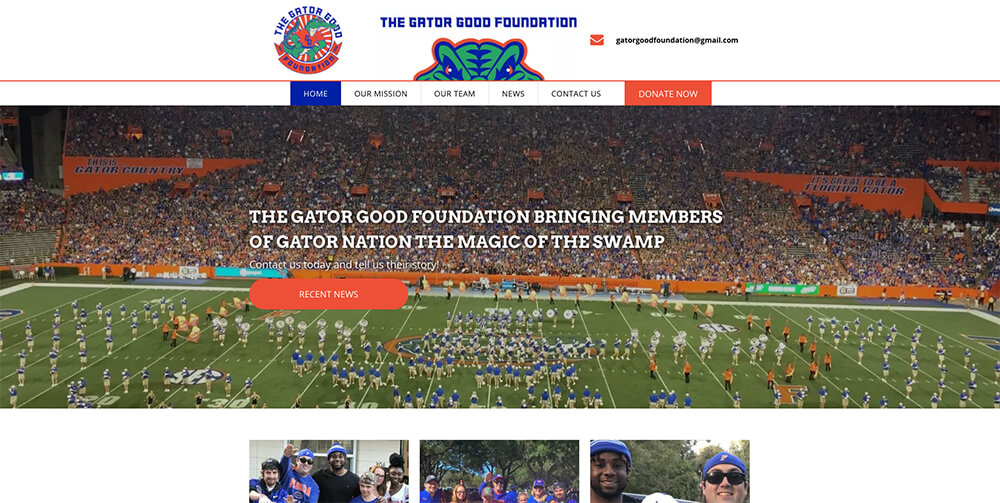 Gator Good Foundation
