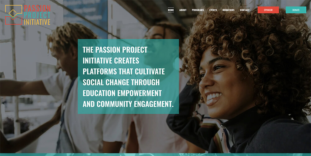Passion Project Inititiative